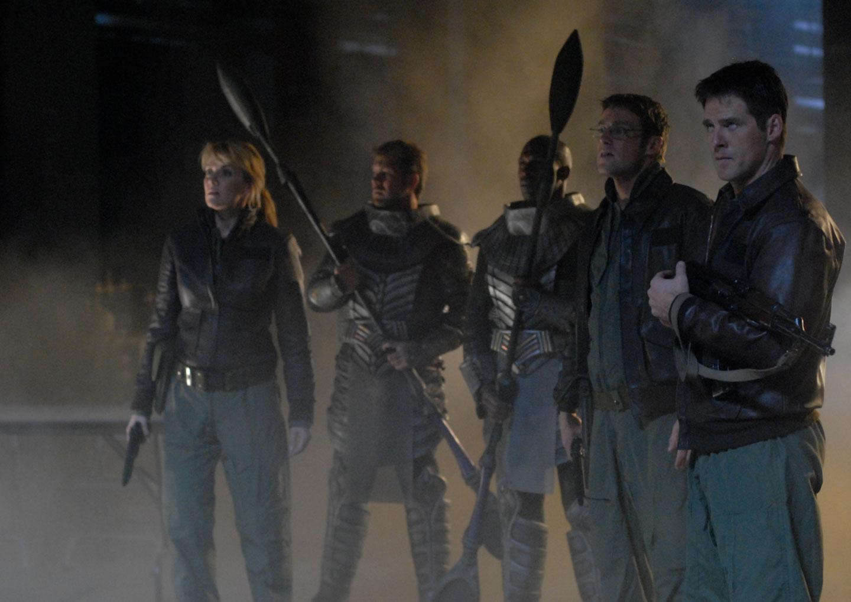 Stargate: Continuum header image