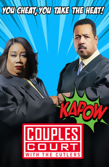 Format - Couples Court Poster