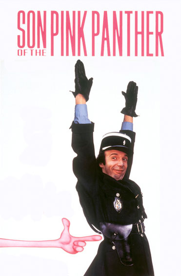 Son Of The Pink Panther Poster
