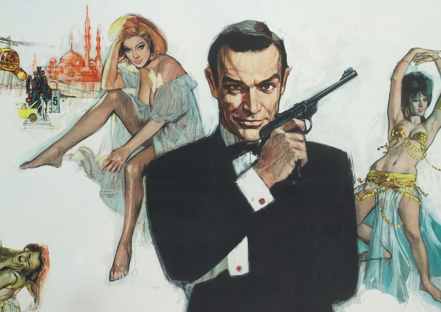 From Russia With Love header image